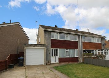 Thumbnail 3 bed semi-detached house for sale in Hardens Mead, Chippenham