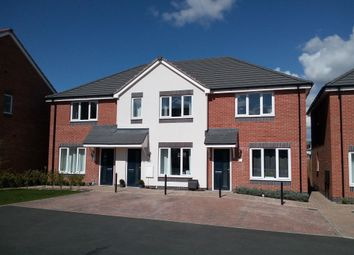 Thumbnail 2 bed terraced house for sale in Hawkins Lane, Burton-On-Trent