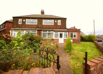 Thumbnail 3 bed semi-detached house for sale in Dumbarton Road, Reddish, Stockport