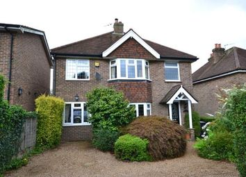 Thumbnail 4 bed detached house for sale in West Beeches Road, Crowborough, East Sussex