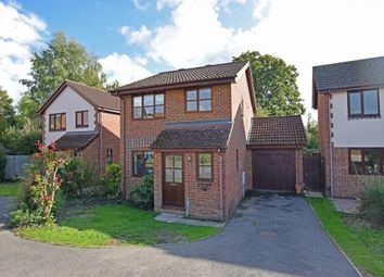 Thumbnail 4 bed detached house for sale in Hunnels Close, Church Crookham, Fleet