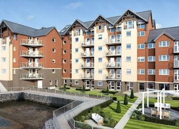 Thumbnail 1 bed property for sale in Riverdene Place, Southampton