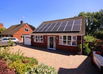 Thumbnail 3 bed bungalow for sale in Bridge Street, Wybunbury, Nantwich