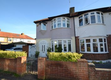 Thumbnail 3 bed semi-detached house for sale in Kenning Road, Hoddesdon