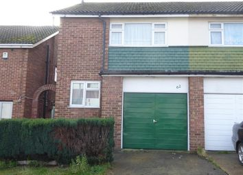 Thumbnail 2 bed semi-detached house for sale in Artemis Close, Gravesend, Kent