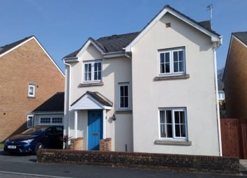 Thumbnail 4 bed detached house for sale in Heol Iscoed, Fforestfach
