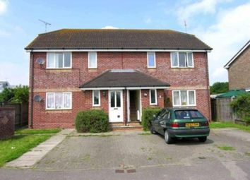 Thumbnail 2 bedroom maisonette for sale in The Risings, North Road, Takeley