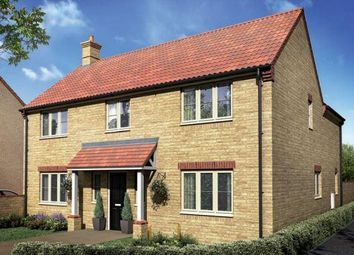 Thumbnail 4 bed detached house for sale in Plot 49 Oaklawn, Thorney Meadows, Thorney, Peterborough