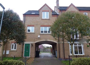 Thumbnail 2 bedroom maisonette for sale in Fen Field Mews, Deeping St. James, Peterborough
