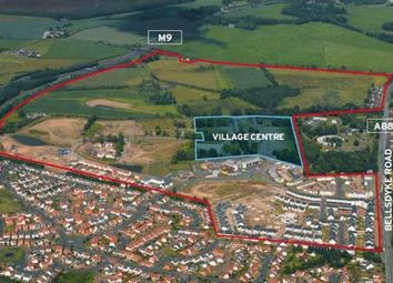 Thumbnail Land for sale in Bellsdyke Road, Larbert