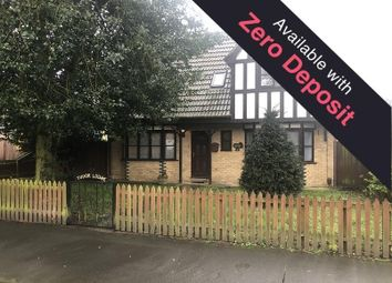 Thumbnail 4 bed detached house to rent in Clarkson Avenue, Wisbech