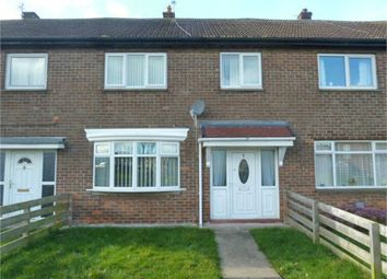 Thumbnail 3 bed terraced house for sale in Roselea, Jarrow, Tyne And Wear