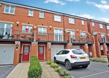 Thumbnail 3 bed town house for sale in Kelham Drive, Sherwood, Nottingham