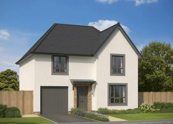 "Thumbnail 4 bed detached house for sale in ""Rothes"" at Countesswells Park Road, Countesswells, Aberdeen"