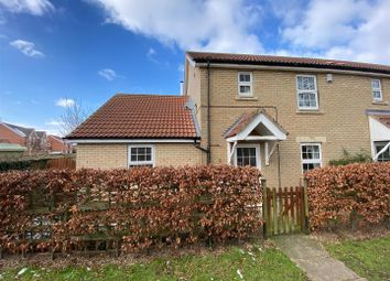 Thumbnail 4 bed town house for sale in Farm View, Welton, Lincoln