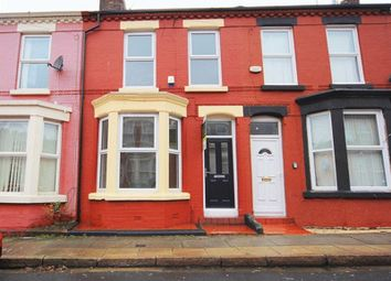 Thumbnail 2 bed terraced house for sale in Taunton Street, Wavertree, Liverpool