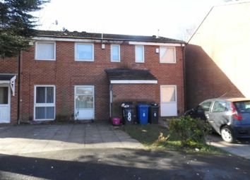 Thumbnail 2 bedroom terraced house for sale in Glendevon Place, Whitefield, Manchester