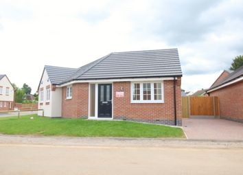 Thumbnail 2 bed bungalow for sale in Tommy Brown Close, Earl Shilton, Leicester