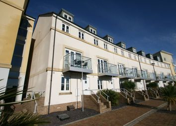 Thumbnail 4 bed terraced house to rent in Richardson Walk, Torquay