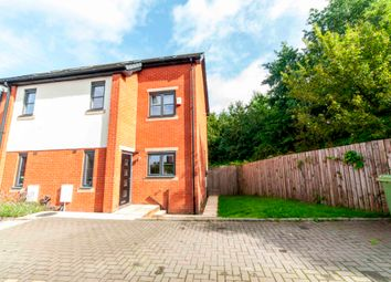 Thumbnail 3 bed semi-detached house for sale in Owls Gate, Lees, Oldham