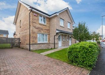 Thumbnail 3 bed semi-detached house for sale in Rigby Gardens, Carntyne, Glasgow