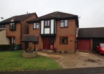 Thumbnail 4 bed detached house for sale in Middlefield, Horley, Surrey