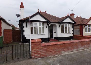 Thumbnail 2 bed bungalow for sale in Regent Road, Rhyl, Denbighshire