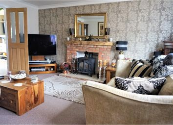 Thumbnail 5 bed detached house for sale in Grange Drive, Burbage