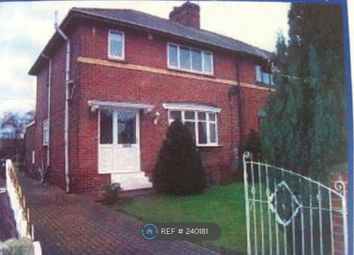 Thumbnail 3 bed semi-detached house to rent in West Street, Harworth