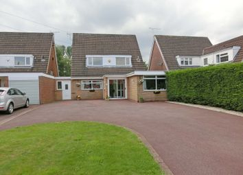 Thumbnail 3 bed detached house for sale in Alcester Road, Hollywood, Birmingham