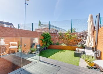 Thumbnail 3 bed terraced house to rent in Hurlingham Business Park, Sulivan Road, London