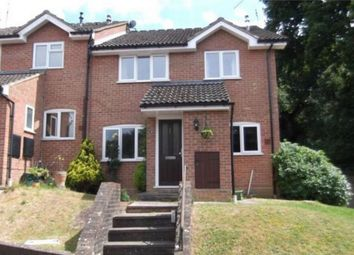Thumbnail 2 bed end terrace house to rent in Bloomsbury Way, Blackwater, Camberley, Hampshire