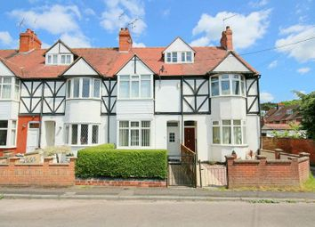 Thumbnail 3 bed terraced house for sale in Grosvenor Road, Market Drayton