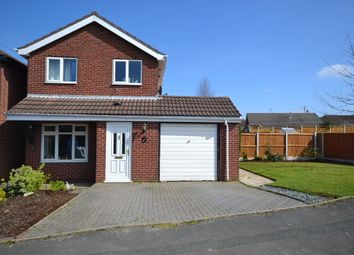 Thumbnail 3 bed detached house for sale in Briarbank Close, Stoke-On-Trent