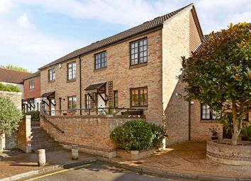 Thumbnail 3 bed terraced house to rent in The Farthings, Kingston Upon Thames