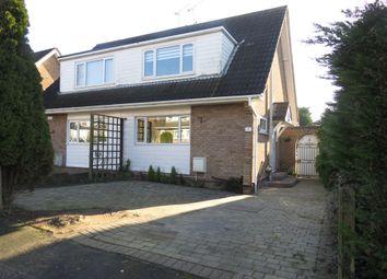 3 bed semi-detached house for sale in Milton Close, Wigston LE18
