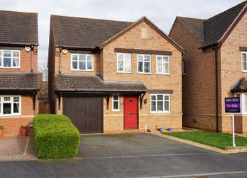 Thumbnail 4 bed detached house for sale in Stephenson Way, Honeybourne
