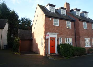 Thumbnail 3 bedroom town house to rent in The Croft, Henley In Arden