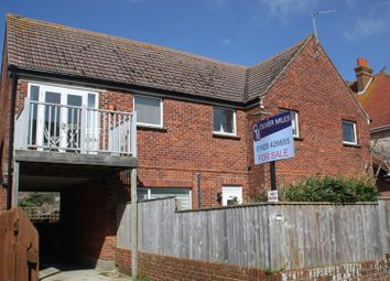 Thumbnail 2 bed flat for sale in Victoria Road, Swanage