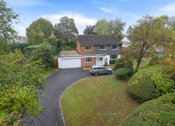 Thumbnail 4 bed detached house for sale in Feilden Grove, Headington, Oxford