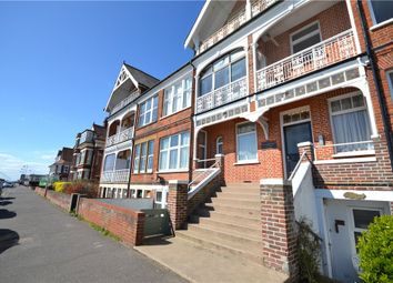 Thumbnail 2 bed flat for sale in Sea Road, Felixstowe, Suffolk