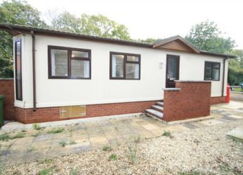 2 bed mobile/park home for sale in Kings Close, Glenholt Park, Plymouth PL6