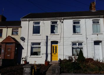 Thumbnail 2 bed terraced house for sale in Pentrepoeth Road, Llanelli