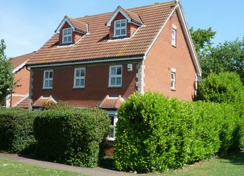 Thumbnail 5 bedroom detached house to rent in College Fields, Cambridge