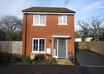 Thumbnail 3 bed detached house for sale in Brynteg Green, Beddau, Pontypridd