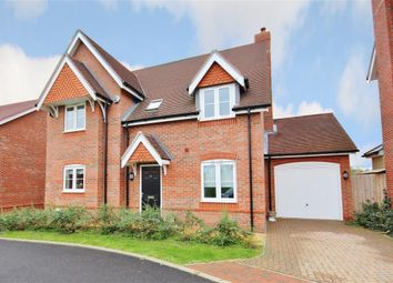 Thumbnail 4 bedroom detached house for sale in Nalder Green, East Challow, Wantage