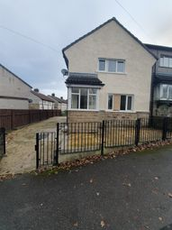 Thumbnail 3 bed end terrace house for sale in Deighton Road, Deighton, Huddersfield