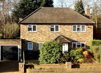 Thumbnail 3 bed detached house to rent in High Beeches, Gerrards Cross