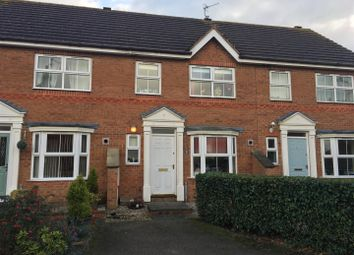Thumbnail 2 bed terraced house for sale in Baler Close, Daventry