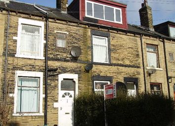 Thumbnail 3 bedroom terraced house to rent in Curzon Road, Bradford